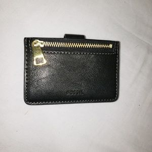 Fossil card lot holder